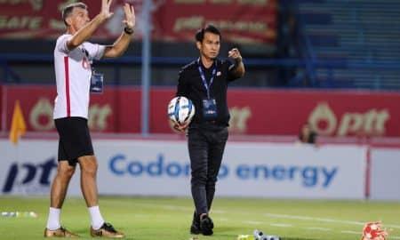โค้ชโจ เตือนลูกทีมห้ามประมาทไทยฮอนด้า เด็ดขาด